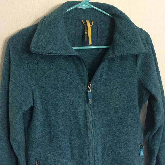83% off Lole Jackets & Blazers - Lole Fleece Jacket from Erin's ...