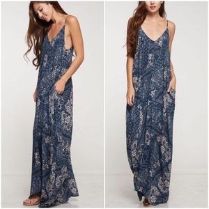 Vivacouture Dresses & Skirts - New Gorgeous Print Cocoon Maxi Dress