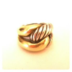 David Yurman Cable Knot Ring