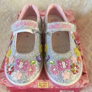 Lelli Kelly Kids Shoes - Girls Lelli Kelly size 9.5 Shoes