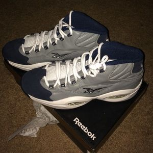 Reebok Other - Iverson question mid