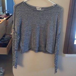 LA ❤️'s - Grey sweater