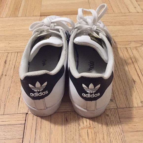 Adidas Superstar Nero E Womens Dimensione 7 nW5fpy06