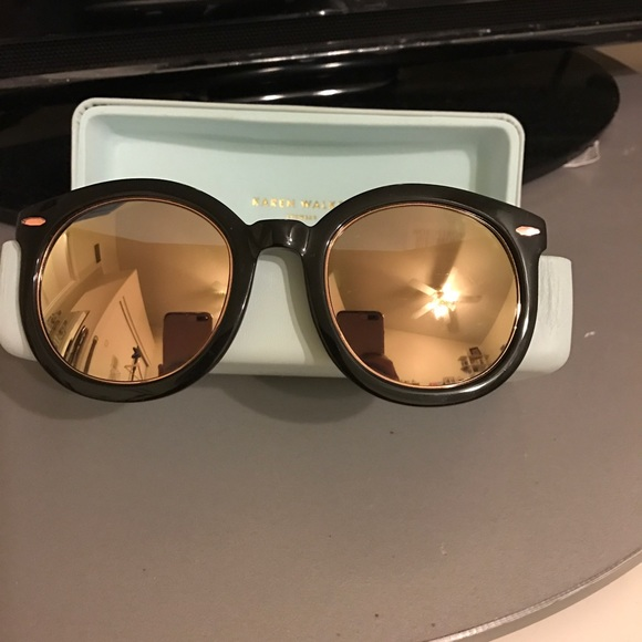 8986efc8009 Karen Walker Accessories - Karen Walker  Super Duper Superstars  Sunglasses