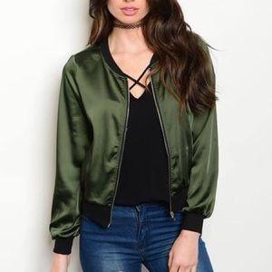 Zara Jackets & Blazers - SALE⚡️• Bomber Jacket⚡️