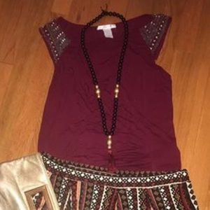 Dresses & Skirts - Super cute outfit, skirt and top
