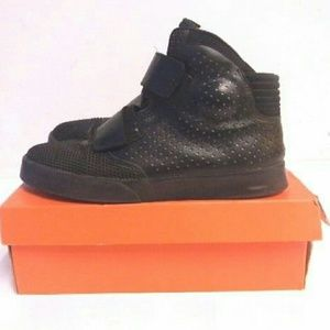 Nike Other - Nike Fly-Stepper 2K3 Black High Top Sneakers