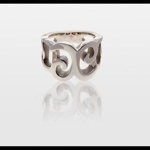 Denise Cox signature purpose ring