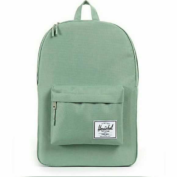 8cfcd5930c Herschel Supply Company Handbags - Herschel Supply Co Classic Backpack  (Mint)