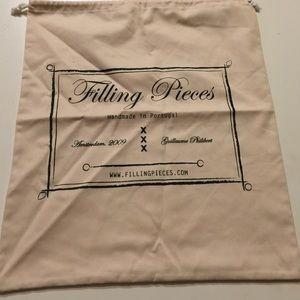 Filling Pieces Shoes - Filling Pieces Dust Bag 14X16