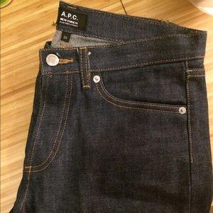 APC Other - APC New Cure H Selvedge Denim Jeans 30