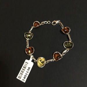 70 Off Jewelry Earth Grace Ruby Birthstone Bracelet