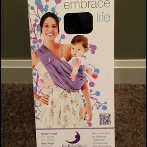 Other - BabaSling baby carrier