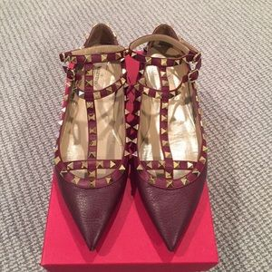 Valentino Shoes - Valentino Rock Studs