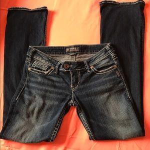 Silver Jeans Denim - Silver brand jeans
