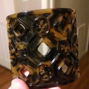 Tory Burch - resin cuff