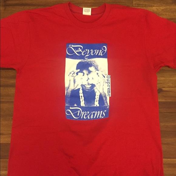 02c0ef82 Supreme Shirts | Beyond Dreams Gucci Tee | Poshmark