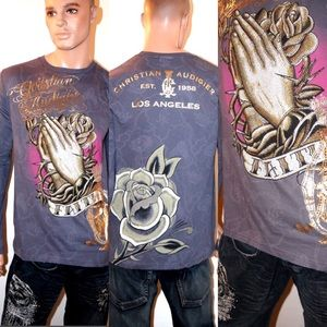 Christian Audigier Other - Christian Audigier Ed Hardy Shirt