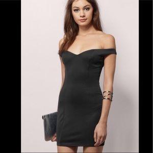 7869912189e Tobi Dresses - Tobi Off The Shoulder Dress