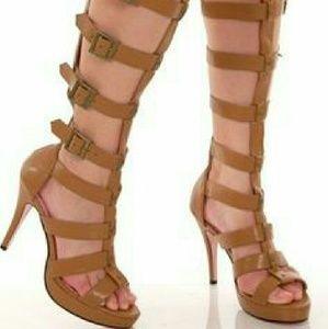 New Leg Avenue Gladiator Boots