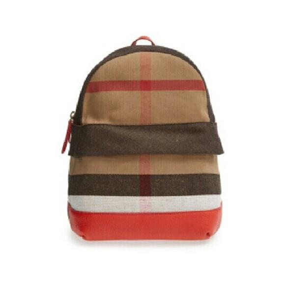 Burberry Bags Tiller Backpack Poshmark