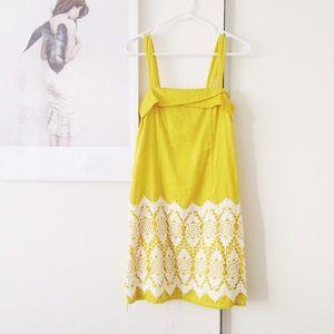 Anthropologie Floreat Lace Dress