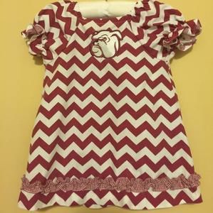 Other - Mississippi State Bulldog Dress