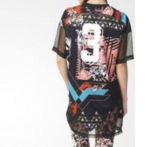 4ed8ddde110 Adidas Dresses | Womens Soccer Jersey Dress | Poshmark