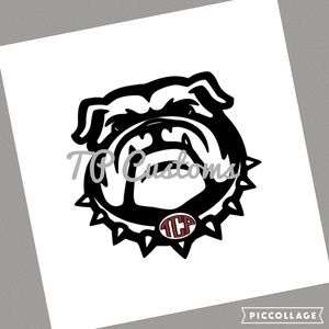 Other - UGA Georgia Bulldogs, yeti, RTIC Decal