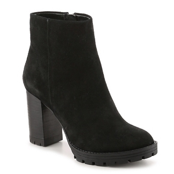 69 bcbg shoes bcbg suede chunky heeled platform