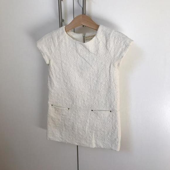 affa3b3e Zara Kids Dresses | Zara Kids White Dress | Poshmark