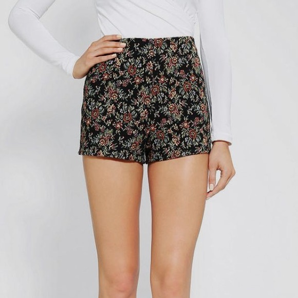 78% off Urban Outfitters Pants - Tapestry High Waisted Pinup ...