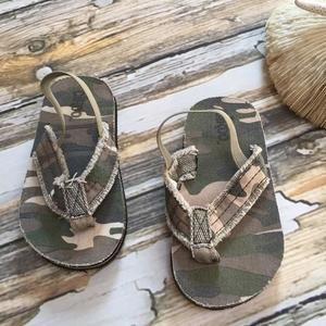 Other - ⚓️ Circo Camouflage Flip Flops / Sandals