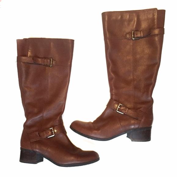 1b647233b15 Bandolino Coppa Wide Calf Boots