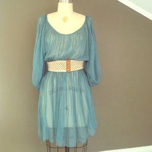 Atsuyo et Akiko Dresses & Skirts - NWT AKIKO PEASANT DRESS