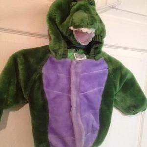 Dinosaur Dragon costume coat