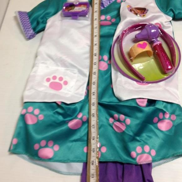 Dresses - Doc McStuffins dress up costume
