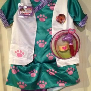 Other - Doc McStuffins dress up costume