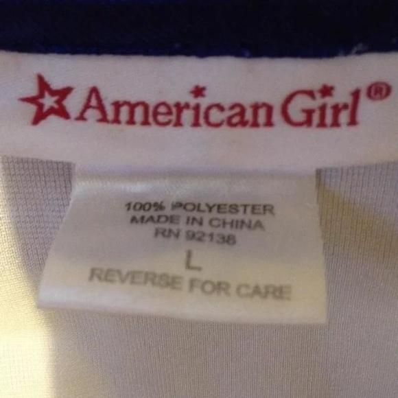 Dresses - Retired american girl sailor pj top