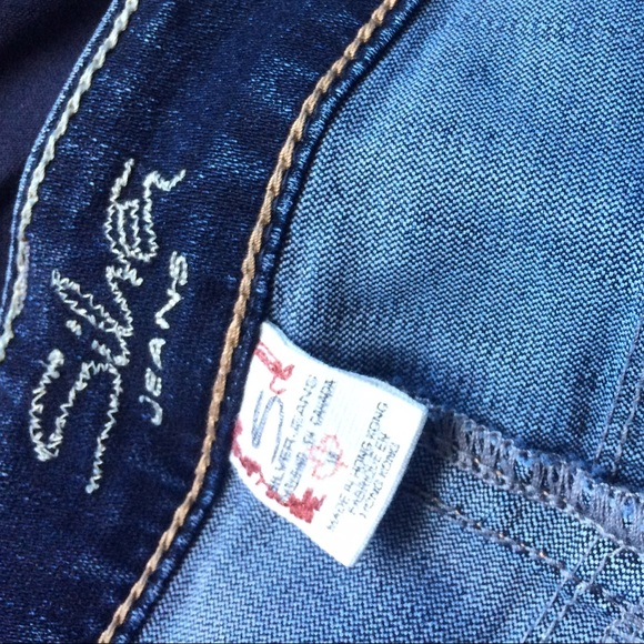 96% off Silver Jeans Denim - •SILVER JEANS• Pioneer Size 16 18 ...