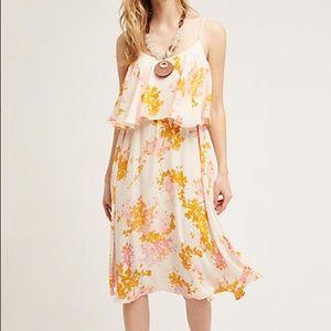 Summertide swing dress anthropologie coupon