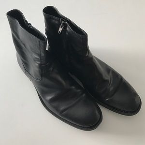 To Boot Other - To Boot New York black leather boots