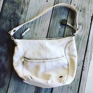 The Sak Handbags - The Sak Cream Leather Handbag