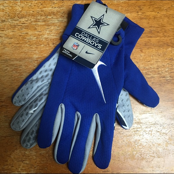 Nike Winter Gloves In South Africa: Dallas Cowboys Winter Gloves New Drifit
