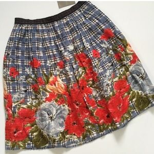 Anthropologie Dresses & Skirts - NWT! Odille from Anthro floral skirt