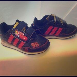 aterrizaje En riesgo Factor malo  Adidas Shoes | Cars Lightning Mcqueen Wbonus | Poshmark