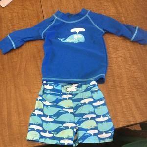 Target 2 piece bathing suit