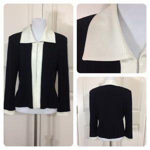 St. John knit jacket