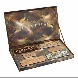 Urban Decay Other - Urban Decay Naked Vault II