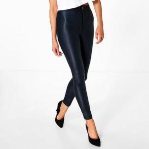 Pants - NWT Black disco pants